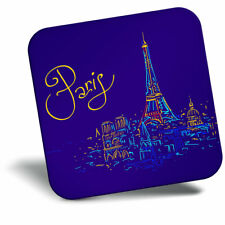 Awesome Fridge Magnet - Paris France Travel Eiffel Tower Cool Gift #21995