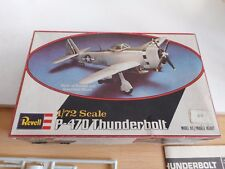 Modelkit Revell P-470 Thunderbolt on 1:72 in Box