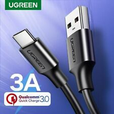 Ugreen USB C Cable Type C Fast Charging Quick Charger Cord for Samsung S9 S8