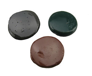 Tungsten Rig Putty 20g - Green, Brown and Silt-Extra Heavy-Carp Terminal Tackle