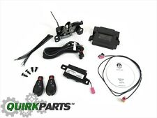 2015 DODGE RAM 1500 2500 REMOTE START KIT & 2 KEY FOBS OEM NEW MOPAR