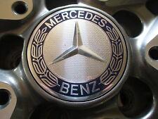 4x org. Mercedes Radnabenkappen Raddeckel Nabenkappen A B C E S Klasse GLK GL