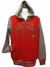 New Chicago Blackhawks Womens Size L Large Full-Zip Jacket Hoodie $40