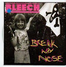 (EZ746) Bleech, Break My Nose - 2012 Ltd Ed DJ CD