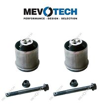 For Chevrolet Suzuki Pontiac Pair Set of 2 Rear Trailing Arm Bushings Mevotech