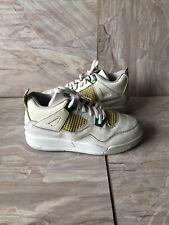 Jordan 4 Classic Green Size 3Y 2004 Vintage Nike Streetwear Sneakers Shoes