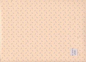"""Wallpaper - Peach - 1/12 scale dollhouse miniature 1pc WP004  10.5"""" x 20"""""""