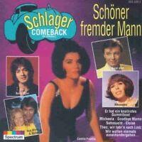 Schlager Comeback-Schöner fremder Mann (1960-78) Connie Francis, Vicky Le.. [CD]