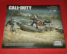 """Jeu de Construction Call of Duty """" Assaut sur la plage """" 162 pièces Mega Blocks"""
