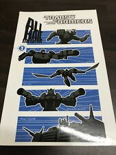 Transformers All Hail Megatron Vol.3 Graphic Novel TPB NEW
