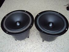 2 Cerwin-Vega DM13080 Midrange  Speakers