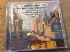 Maarten 't Hart Christian Brückner - Das Wüten der ganzen Welt [CD Album]