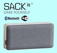 SACKit Moveit speaker WiFi & Bluetooth Speaker - Sound Bar