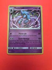 POKEMON ULTRA PRISM CARD :- TOXICROAK - 57/156