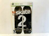 Skate 2 Xbox 360 MANUAL ONLY Authentic Original