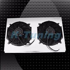 For 1985-1993 Chevrolet G30//G20//G10 GAS L6//V8 87 88 90 3 ROWS ALUMINUM RADIATOR