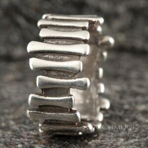 Silberring Silber 925 Ring  Verstellbar Offen R0606 breit, schick, Damenring