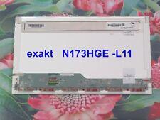 "Original Asus Premium Display exakt N173HGE-L11 17,3"" F751L F751LJ-T4020T"