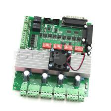 Hot 4 Axis TB6600 CNC Controller Max Current 5A 36V Stepper Motor Driver Board