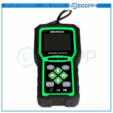 8-18V Car Power Scanner Diagnostic Code Reader OBD2 OBDII EOBD Tool KWP2000