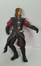 "LOTR - Boromir 6"" Action Figure Marvel Toy Biz 2001 Tolkien Collectible Toy"