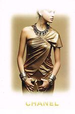PUBLICITE  2011   CHANEL  haute couture