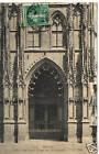 CPA 76 ROUEN l'église saint ouen portail des marmousets cpa
