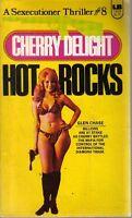 Hot Rocks Cherry Delight Sexecutioner Thriller #8 Glen Chase