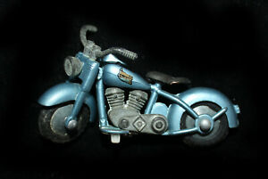 Die Cast Toy Harley Davidson Motorcycle by Tekno Denmark
