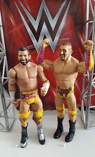 WWE MATTEL SERIES ZACK RYDER AND MOJO RAWLEY WRESTLING FIGURES BATTLE PACK