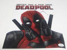 Dead Pool (Ryan Reynolds) signed 8x10 photo w/COA