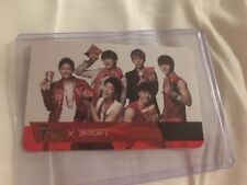 Beast B2st Group Official Photocard Card Kpop K-pop Us Seller With Top loader