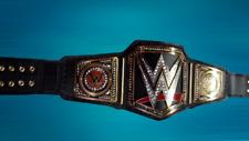 WWE  Universal Championship Heavyweight Wrestling Replica Leather Belt