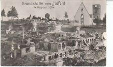 Ilsfeld Württ. Brandstätte v.4.8.1904 gl1904 23.111