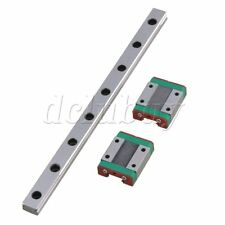 Precise 20cm MGN12 Guide Rail Sliding Rail Block Measure Equipment Set