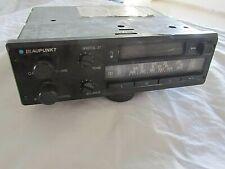 1987 Vintage Blaupunkt Bristol 27 7.647.542.510 Car Radio Cassette Player