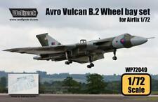 Wolfpack 1/72 resin Avro Vulcan B.2 wheel bay set for Airfix kit - WP72049