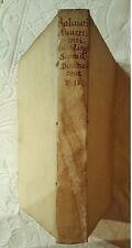 G421-LETTERATURA,DECAMERONE VOL.II, L. SALVIATI, DIVISO IN 3 PARTI, NAPOLI 1712