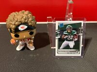 2020 Donruss Optic La'MICAL Perine Rated Rookie #190 New York Jets!