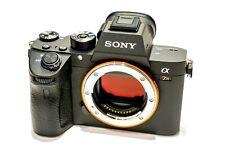 Sony Alpha A7R III 42.4MP Digitalkamera (Nur Gehäuse) - Schwarz