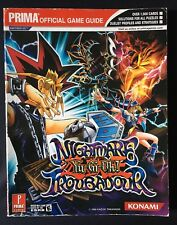 Yu-Gi-Oh! Nightmare Troubadour - Prima Official Game Guide - Nintendo DS