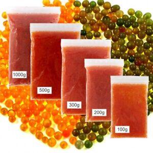 Silica Gel Orange regenerierbar, Trockenmittel mit Indikator
