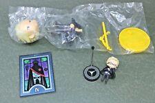 P4 Persona4 Kanji Tatsumi set Figure 2PCS Authentic  Kotobukiya Japan B969