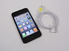 Apple iPod Touch 8GB 4th Gen Generation Black MP3 WARRANTY