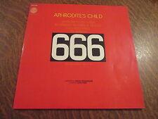 album 2 33 tours aphrodite's child 666 (the apocalypse of john, 13/18)