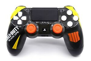 COD BO4 Rapid Fire Modded Controller for PS4. 35 mods for Shooter Games