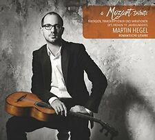 Martin Hegel - A Mozart Tribute DIGIPAK