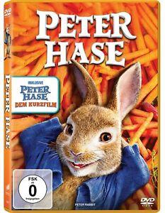 Peter Hase [DVD/NEU/OVP] Real- und Animationsfilm nach Beatrix Potters Büchern