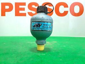 🟠 CAT PUMPS PULSATION DAMPENER 6030 PESSCO IS OFFERING 1 UNUSED C042321-1-3 🗽