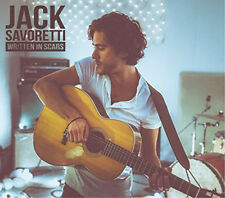 JACK SAVORETTI Written in Scars CD NEW 2 Disc Deluxe Edition